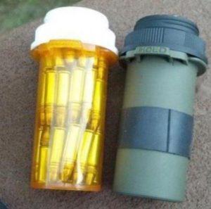 survival uses for pill bottles