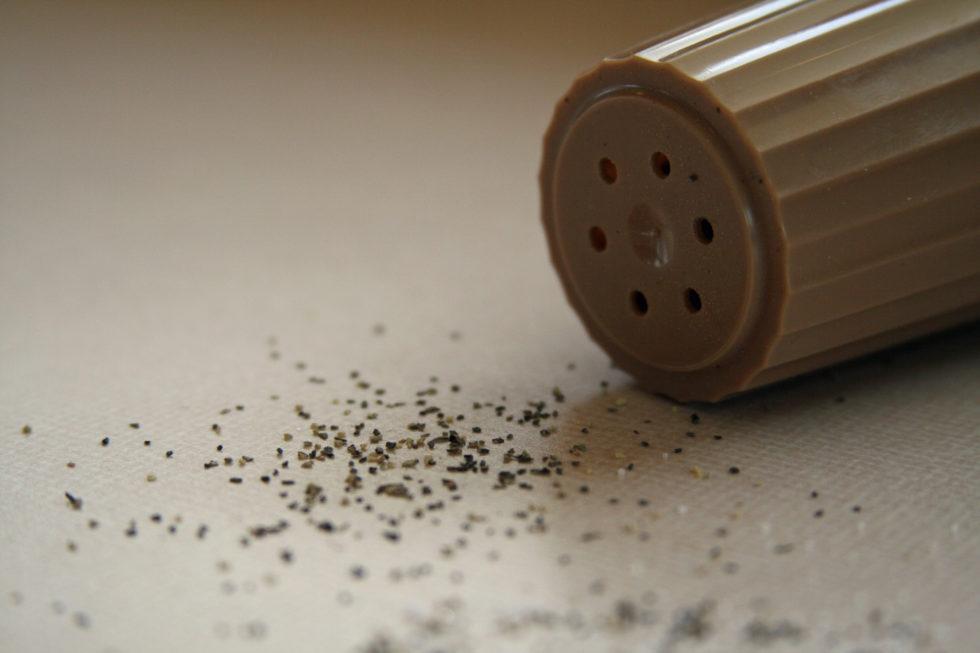 uses for black pepper