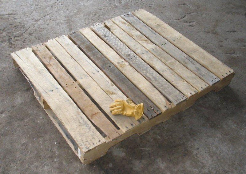 reuse wood pallets